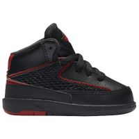 Jordan Retro 2 - Boys' Toddler - Black / Red