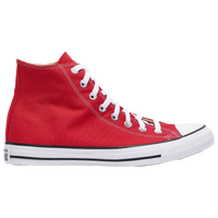 Converse All Star Hi - Men's - Red / White