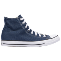 Converse All Star Hi - Men's - Navy / White