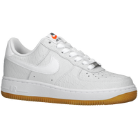 Nike Air Force 1 Low - Boys' Grade School - White / Tan