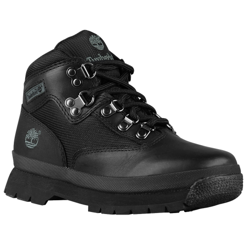 Timberland Euro Hiker - Boys' Preschool - Black / Grey