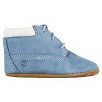 Timberland Crib Booties - Boys' Infant - Light Blue / Tan