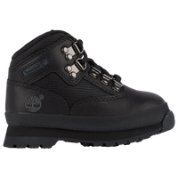 Timberland Euro Hiker - Boys' Toddler - Black / Grey