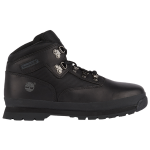 Timberland Euro Hiker - Boys' Grade School - Black