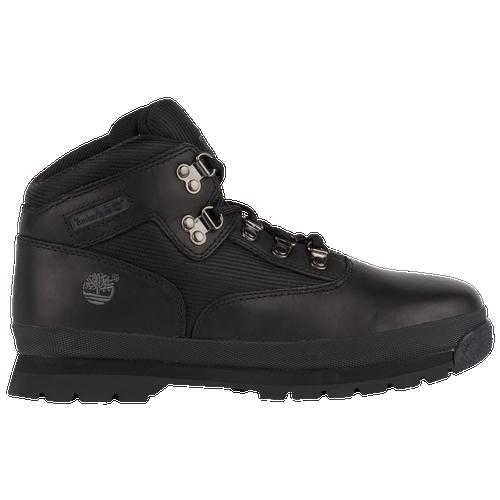 434c2eab52ef Timberland Euro Hiker - Boys  Grade School - Casual - Shoes - Black