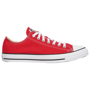 Converse All Star Ox - Men's - Bright Red/White