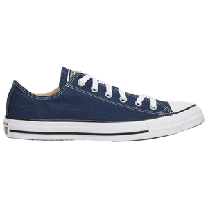 Converse All Star Ox - Men's - Navy/White