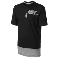 Nike Futura Tech Pack T-Shirt - Men's - Black / Grey