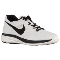 Nike Flyknit Lunar 3 - Men's - White / Black