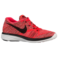 Nike Flyknit Lunar 3 - Men's - Orange / Black