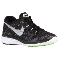 Nike Flyknit Lunar 3 - Women's - Black / Grey