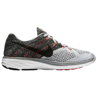 Nike Flyknit Lunar 3 - Women's - Grey / Black