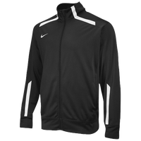 Nike Team Overtime Jacket - Men's - Black / White