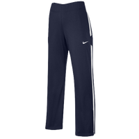 Nike Team Overtime Pants - Women's - Navy / White