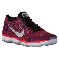 Nike Flyknit Zoom Agility - Women's - Red / Black
