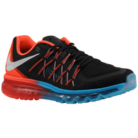 Nike Air Max 2015 - Men's - Black / Orange