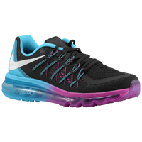 Nike Air Max 2015 - Women's - Black / Light Blue