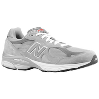 New Balance 990 - Men's - Grey / White