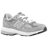 New Balance 990 - Boys' Preschool - Grey / White