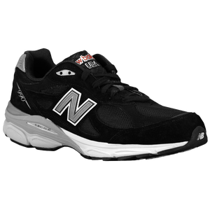 New Balance 990 - Men's - Black