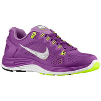 Nike LunarGlide+ 5 - Women's - Purple / Light Green