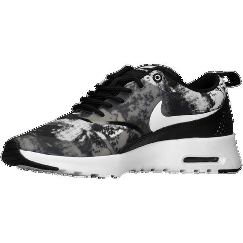 purchase cheap 3afea b4427 Nike Air Max Thea - Women s - Running - Shoes - Black Dark Grey White