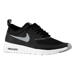 Nike Air Max Thea - Women's - Black/Anthracite/White/Wolf Grey