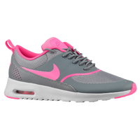 Nike Air Max Thea - Women's - Grey / Pink