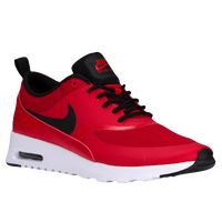 Nike Air Max Thea - Women's - Red / Black