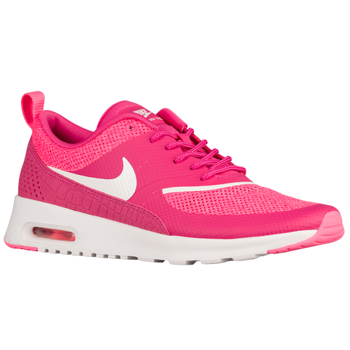 Nike Air Max Thea - Women\u0026#39;s - Pink / White