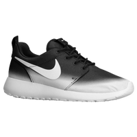 Nike Roshe One - Women's - Black / White
