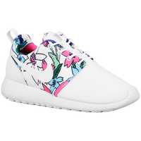 Nike Roshe One - Women's - White / Multicolor