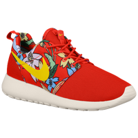 Nike Roshe One - Women's - Red / Off-White