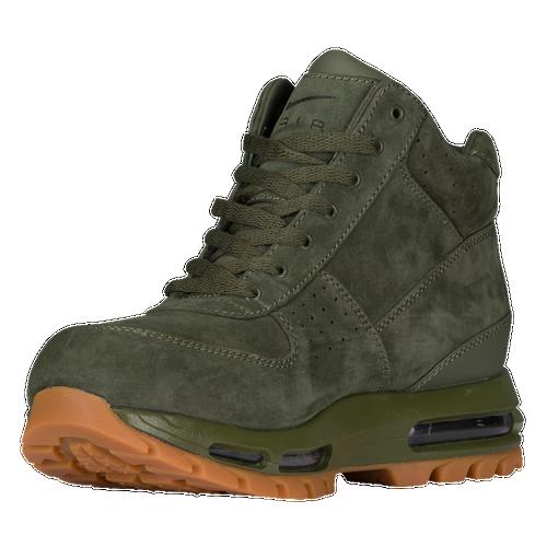 nike acg air max goadome s casual shoes army