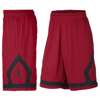 Jordan Flight Diamond Short - Men's - Red / Black