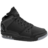 Jordan Flight Origin - Boys' Grade School - Black / Grey