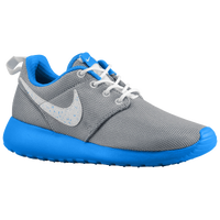Nike Roshe One - Boys' Grade School - Grey / Light Blue