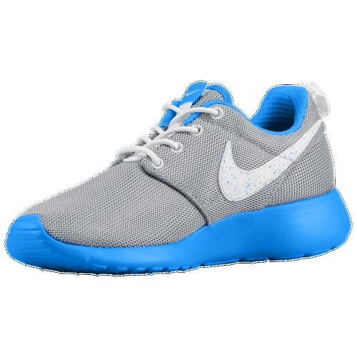 2c7e8996ca03 Roshe Runs Grey And Blue Nike Roshe One