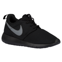 Nike Roshe One - Boys' Grade School - Black / Grey