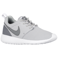 Nike Roshe One - Boys' Grade School - Grey / White
