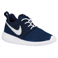 Nike Roshe One - Boys' Grade School - Navy / White