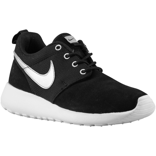 nike roshe run boys black