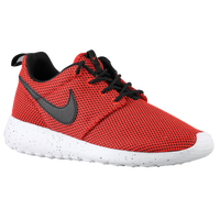 Nike Roshe Run - Boys' Grade School - Red / Black