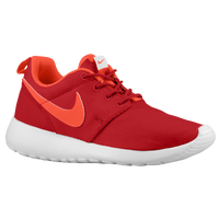 Nike Roshe Run - Boys' Grade School - Red / Orange
