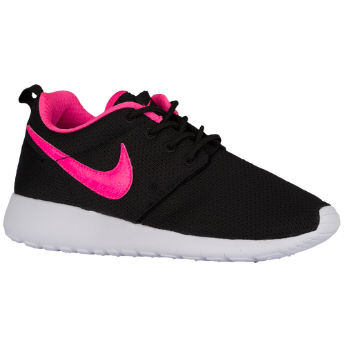 Nike Roshe One Black And Pink