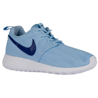 Nike Roshe One - Girls' Grade School - Light Blue / Blue