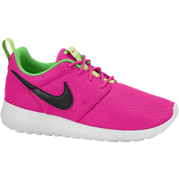 Nike Roshe One - Girls' Grade School - Pink / Light Green
