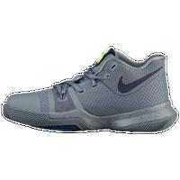 new style 245ec 058ad Nike Kyrie 3 - Boys u0027 Preschool - Kyrie Irving - Grey   Black