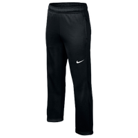 Nike KO 3.0 Fleece Pants - Boys' Grade School - All Black / Black