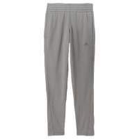 adidas Ultimate Skinny Pants - Girls' Grade School - Grey / Grey